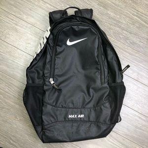 Nike • Black White Max Air Unisex Backpack